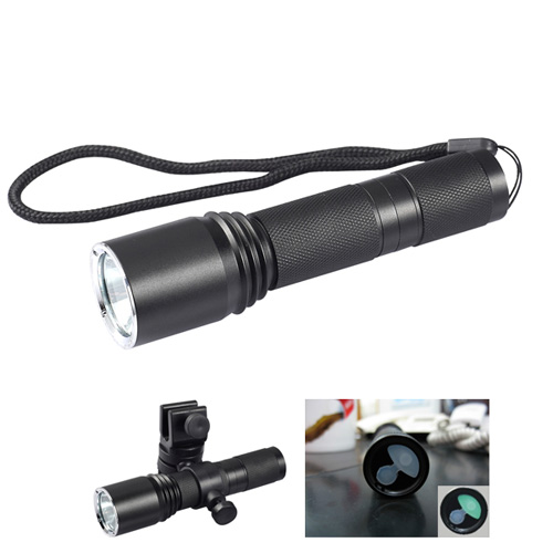 Qinsun ELM610 Senter LED Explosion Proof Torch